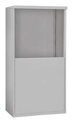 Free-Standing Enclosure DC 7 Door Gray