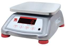 Food Prcssng Scale SS 0.0005kg/0.001 lb.