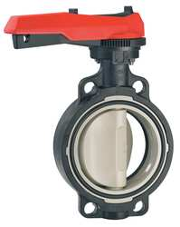 Butterfly Valve Polypropylene 5 In