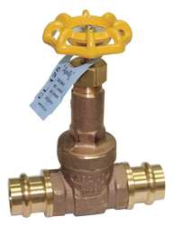 Gate Valve 1/2 In. Low Lead Bronze