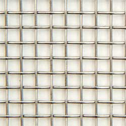 Wire Cloth 304 10 Mesh 0.0250 dia. 12x24