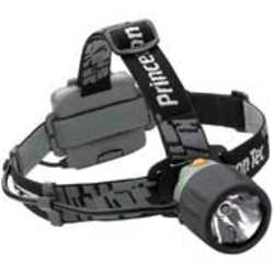 Safety Approved Headlamp LED 78 Lm Black