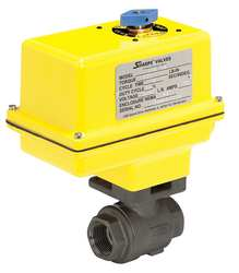 Electric Ball Valve 1-1/4 In.