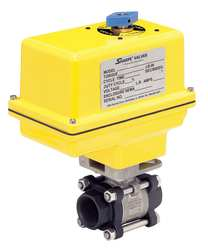 Electric Ball Valve 1/4 In.