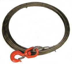 Winch Cable 1/2 in x 150 ft.