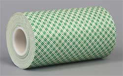 Double Coated Tape 12 In x 5 yd. White