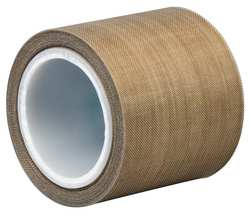 Cloth Tape 2 In x 5 yd 8.2 mil Brown