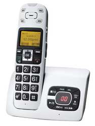 Amplified DECT Cordless w/Ans Machine
