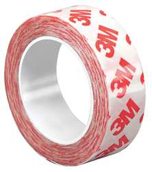 Double Coated Tape 3/4 In x 5 yd.