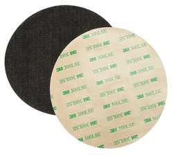 Antislip Tape Black 5 In x 5 In PK5
