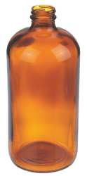 Boston Round Bottle 32 oz PK 30