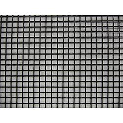 Wire Mesh Black Fine 48In. W 48In. L