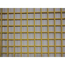 Wire Mesh Yellow Med 36In. W 60In. L