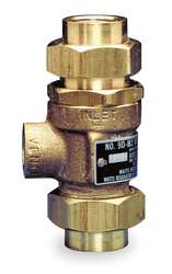 Dual Check Valve 1/2 In