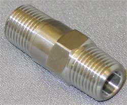 Piston Spring Check Valve 1/8 In. MPT