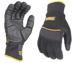 Cold Protection Gloves 2XL Black PR