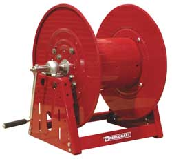 Hose Reel 1 In ID x 70 Ft 3000 PSI