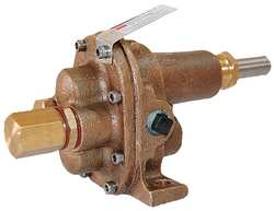 Rotary Gear Pump Head 1/2 In. 1/3 HP
