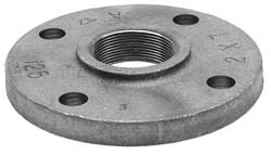 Reducing Companion Flange 2-1/2 In.