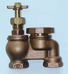Anti-Siphon Control Valve 3/4 In FNPT