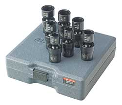 Impact Socket Set 1/2 In Dr 7 pc