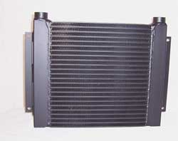 Oil Cooler Mobile 2-30 GPM 20 HP Removal