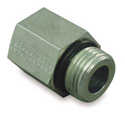 Hose Adapter ORB to FNPT 9/16-18x1/4-18