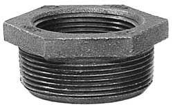 Hex Bushing 4x1 In.