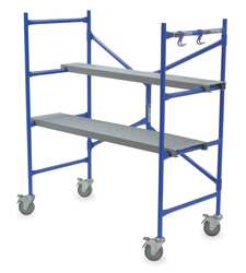 Portable Scaffold 4 ft H Steel