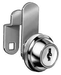 Disc Cam Lock Nickel Master Keyed