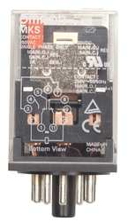 H7945 Relay 8Pin DPDT 10A 12VDC