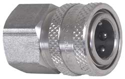 QuickConnect Coupler Female 3/8x3/8 In