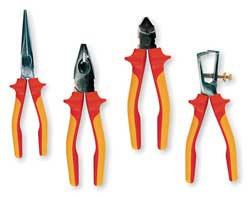 Insulated Tool Set 4-Pieces