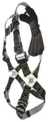 Full Body Harness Unversal 400lb Blk/Gry