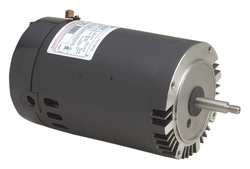 Pool Motor 1-1/2 HP 3450 RPM 115/230VAC