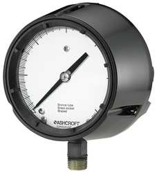 Pressure Gauge 0 to 60 psi 4-1/2In 1/2In