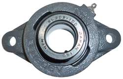 Mounted Ball Bearing 2 in Bore