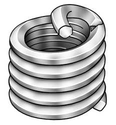Helical Insert SS 5/16-24 0.312 In Pk 10
