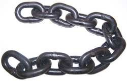 Chain Grade 80 5/16 Size 33 ft. 4500 lb.