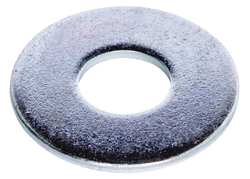 Flat Washer USS Fits 3/8 in PK100