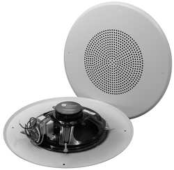 Ceiling Mount Speaker White